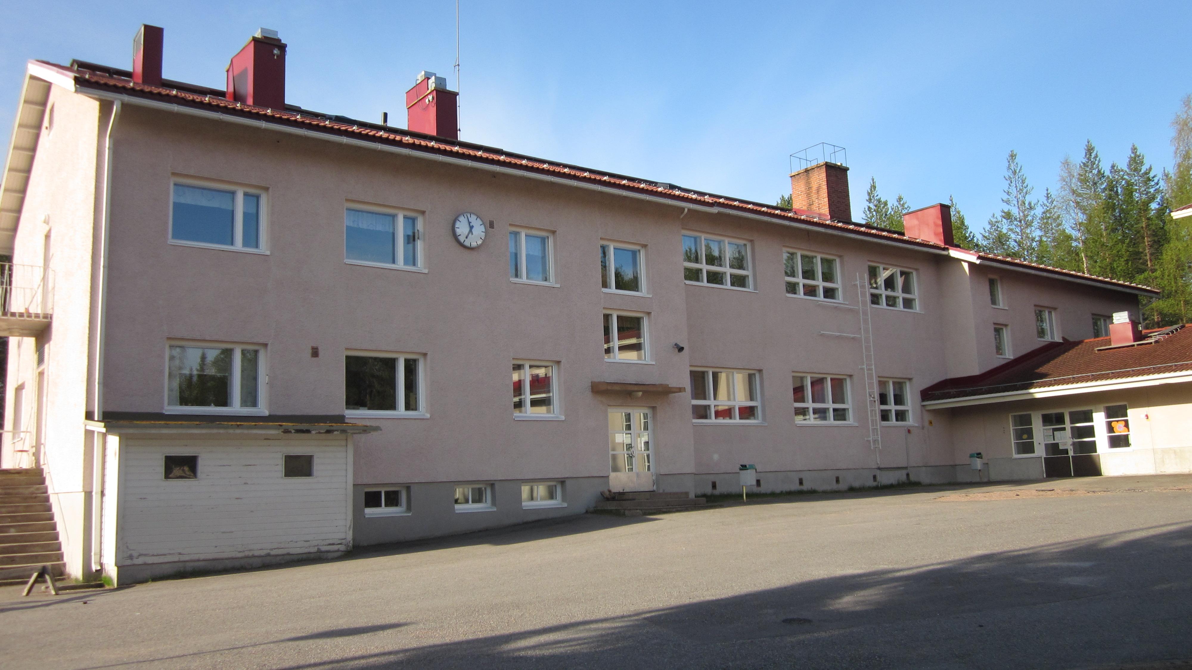 Vikajärven koulu
